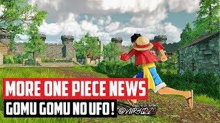One Piece: World Seeker - More INFO! On One Piece World Seeker | OPEN WORLD ONE PIECE GAME