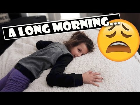 A Long Morning 😫 (WK 376)   Bratayley