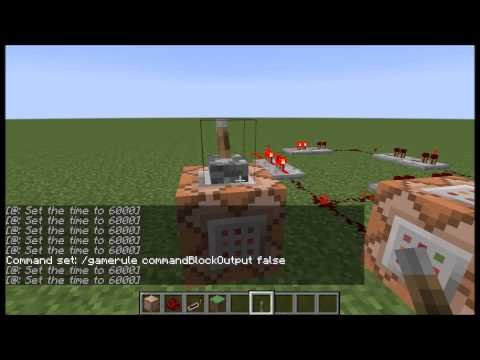 How to make command block messages not come up in minecraft chat