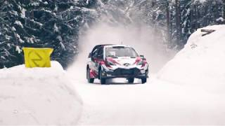 Rally Sweden 2018 - Highlights DAY 2