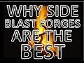 Blacksmithing - Why Side Blast Forges Are The Best #1
