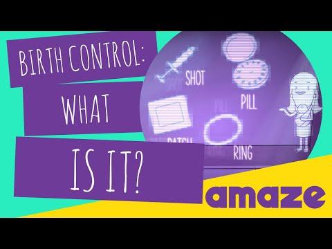 Birth Control Animation | The Contraceptinator