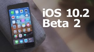 Everything New in iOS 10.2 Beta 2!