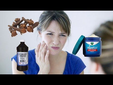 Relief from Tooth Pain | Try These 9 Home Remedies For A Toothache Pain Fast