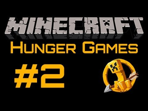 Kill Him With Feathers! | Minecraft: Hunger Games #2