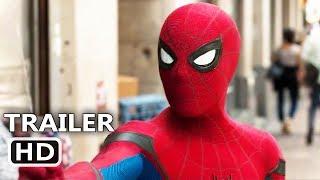 SPІDЕR-MАN HOMECOMІNG Official Trailer # 3 (2017) Tom Holland Movie HD