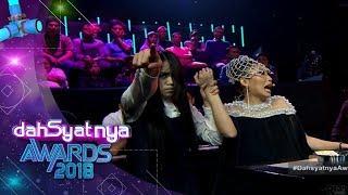 DAHSYATNYA AWARDS 2018 | Sacred Riana Bikin Takut Ayu Dewi [25 JANUARI 2018]