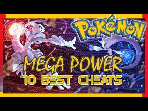 Pokemon Mega Power Cheats! Rare Candies, Steal Pokemon, Mega Evolution, Master ball