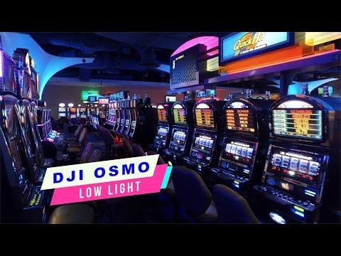 DJI Osmo - My Low Light Settings