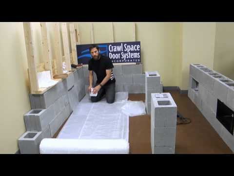 How to Install Vapor Barrier