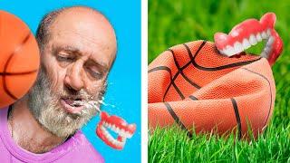 Grandfather vs Grandson / Funny Pranks!