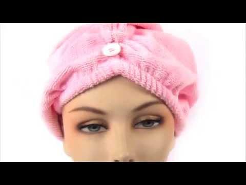 Hair Turbans and Hair Towels