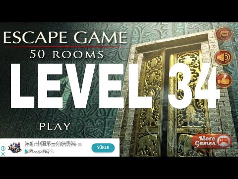Escape The 100 room 1 - Level 34