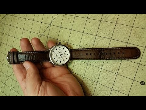 How to Clean and Restore an Old Watch
