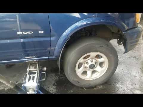 Crank Sensor Location 04 Isuzu Rodeo