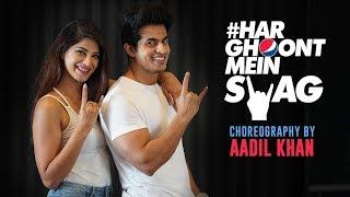 Har Ghoont Mein Swag | Tiger Shroff | Disha Patani | Badshah | Dance Cover | Aadil Khan ,Pooja