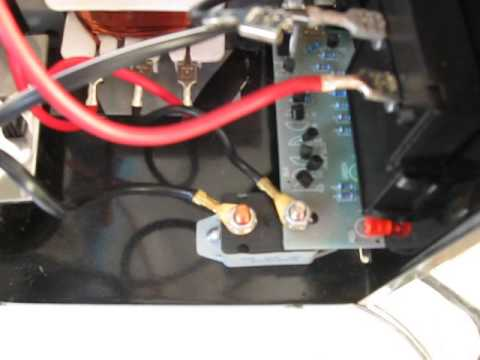 Fix/Repair for Broken Chicago Electric Automotive Battery Charger