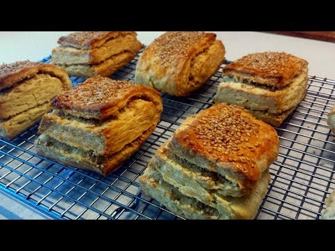 Easy Buttery Sesame Seed Scones recipe