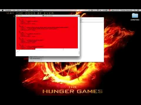 [MAC] add/edit description on resource pack for minecraft 1.7