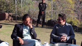 VLOG #19 - I met IMRAN KHAN, Prime Minister of Pakistan