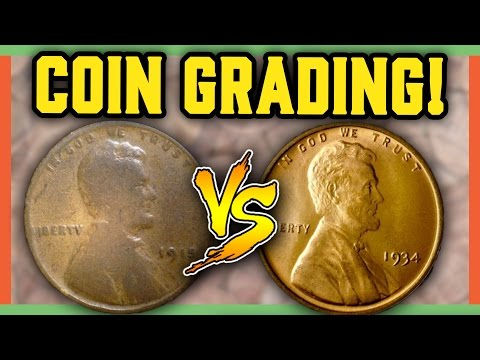 COIN GRADING BASICS - HOW TO GET A COIN GRADED!!