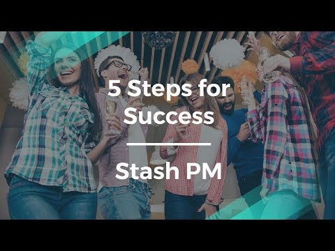 5 Steps for Product Management Success by Stash Product Manager