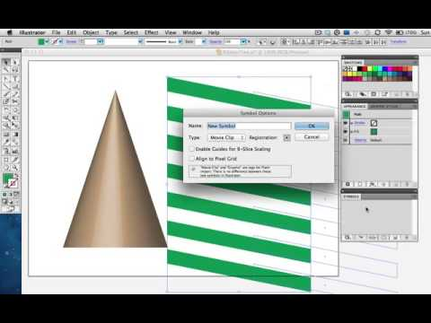 Quick Tip: Wrap a Ribbon Around a Cone to Create a 3D Christmas Tree