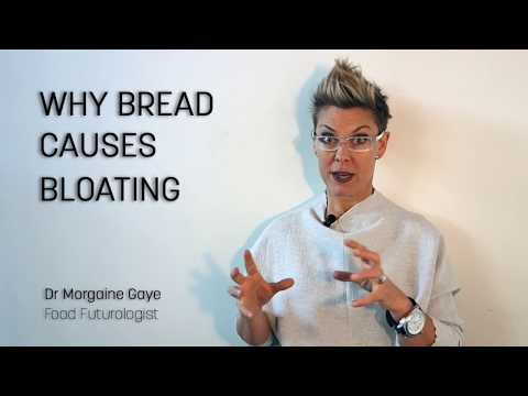 Why bread causes bloating - Friday Feed