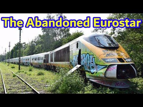 The abandoned Eurostar