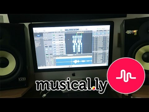 HOW TO MAKE A SONG FOR MUSICAL.LY DAY 122