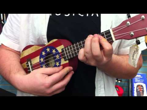 Christoph Ukulele tutorial for Beatles I want to hold your hand IMG 1308