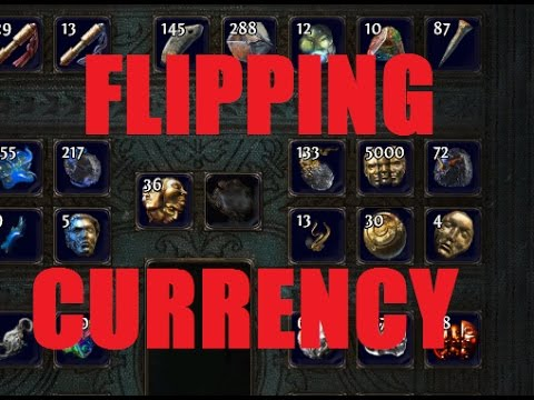 [PoE 2.5] Flipping Currency