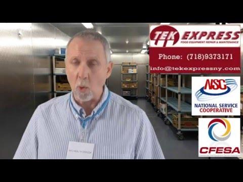 walk in box replacement floor