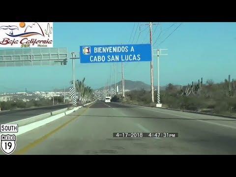 Arriving Cabo San Lucas Mexico