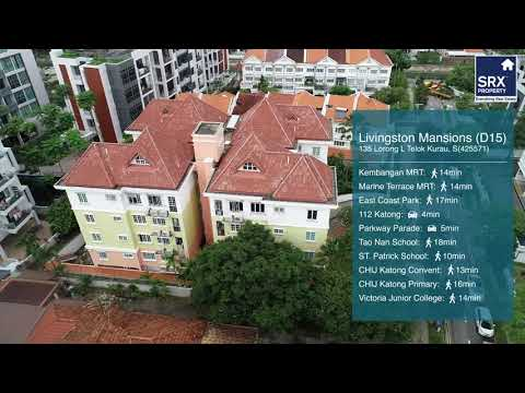Livingstone Mansions on X-Drone