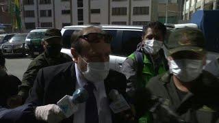 Ministro de Salud de Bolivia detenido por compra de ventiladores sobrevaluados para COVID-19 | AFP