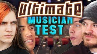 Ultimate Musician Test