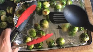Roasted Brussels Sprouts You Suck At Cooking Episode 12