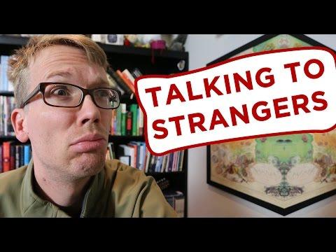 Awkward Stranger Conversations