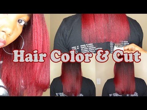 Hair Color & Cut | Hair Update 2017 | LongHairPrettyNails