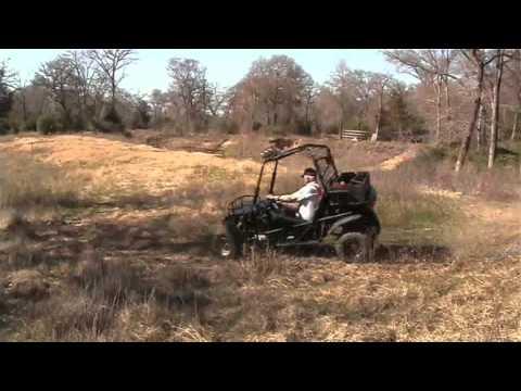 Range Commander Adult Go Kart - Feb 2016