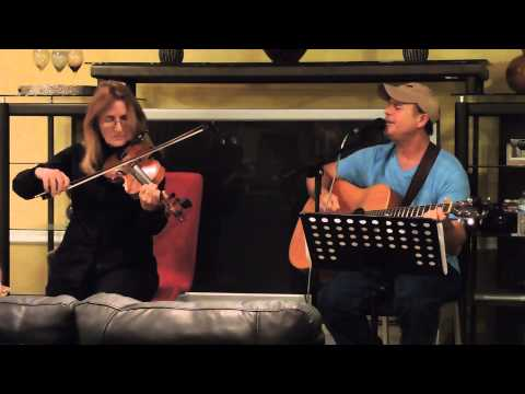 He Reigns Acoustic Version With Violin-Jordy Christo and Peggy Giblin