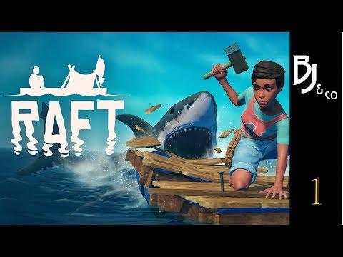 Raft - Play Through - Ep.1 - Best Hooker NA