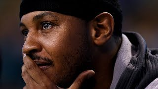 Carmelo Anthony OFFICIALLY A Houston Rocket! Will He RIDE The BENCH?!