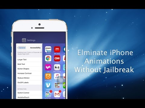 How to Disable iOS System Animations to Speed up Your iPhone [No Jailbreak Required] - iPhone Hacks
