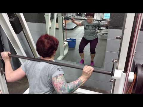 Brutal Iron Gym - Improving Hip Strength & Stability (see description)