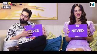 Parmish Verma and Sonam Bajwa exclusive || SINGHAM INTERVIEW || AUR BATAO
