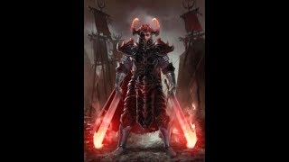 Daila's Secret Quest (the quest that will lead to Lokarr's) [Grim