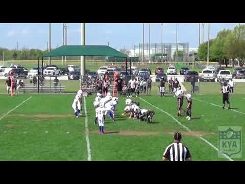 Youth Football Crazy Play of the Year @ KYA Football North Texas Youth League