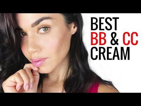 Top 5 Best BB Creams & CC Creams   How to Use A BB Cream & CC Cream